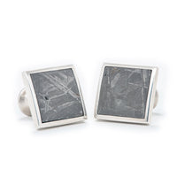 William Henry CL MET Meteorite Duo Cufflinks