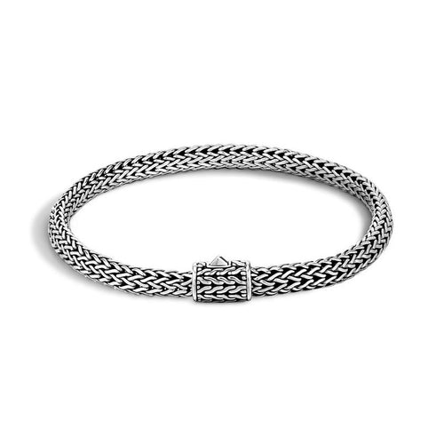 John Hardy Classic Chain Extra-Small Bracelet with Chain Clasp