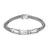 Load image into Gallery viewer, John Hardy Bamboo Sterling Silver Station Bracelet