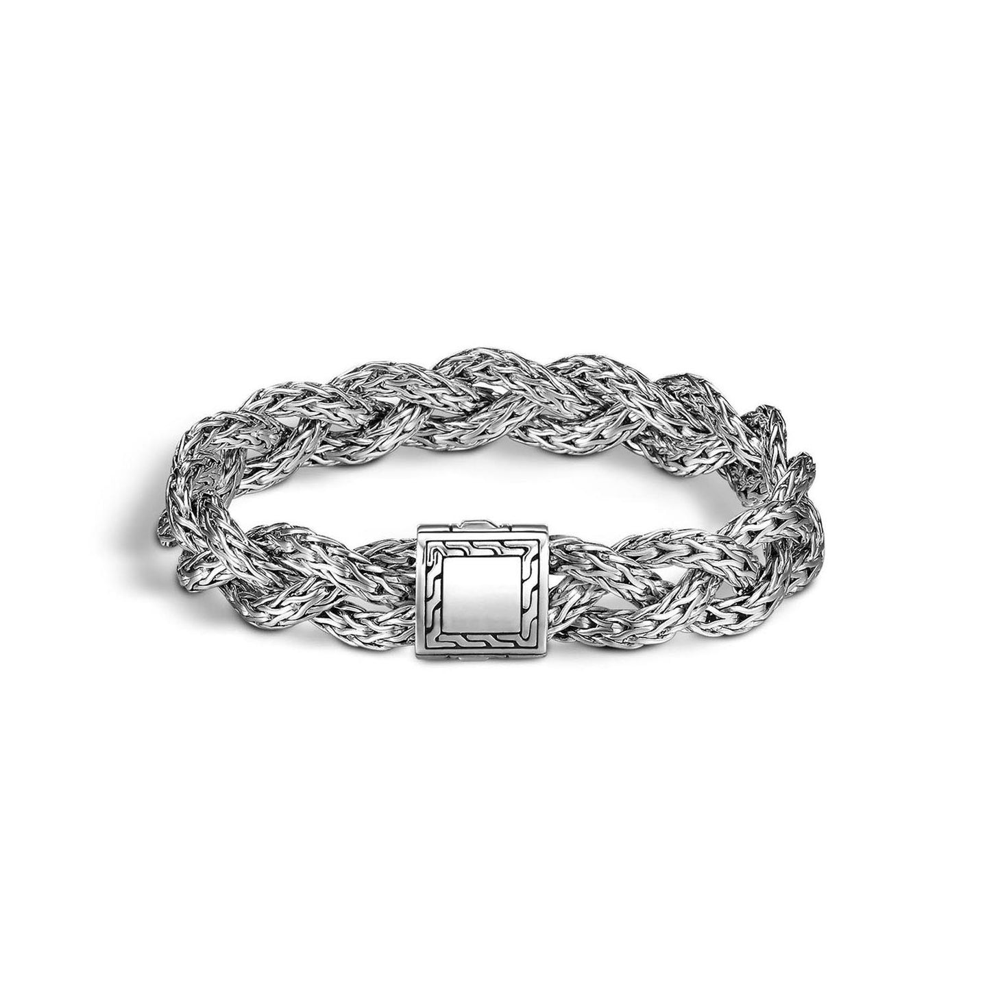 John Hardy Classic Chain Braided Small Bracelet