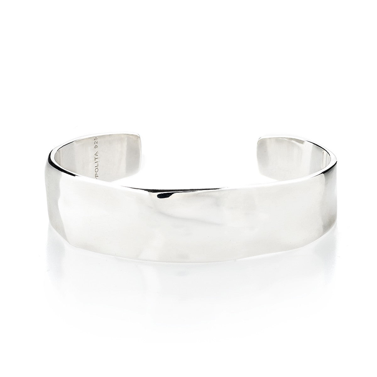 IPPOLITA Senso™ Sterling Silver Organic Surface Medium Cuff