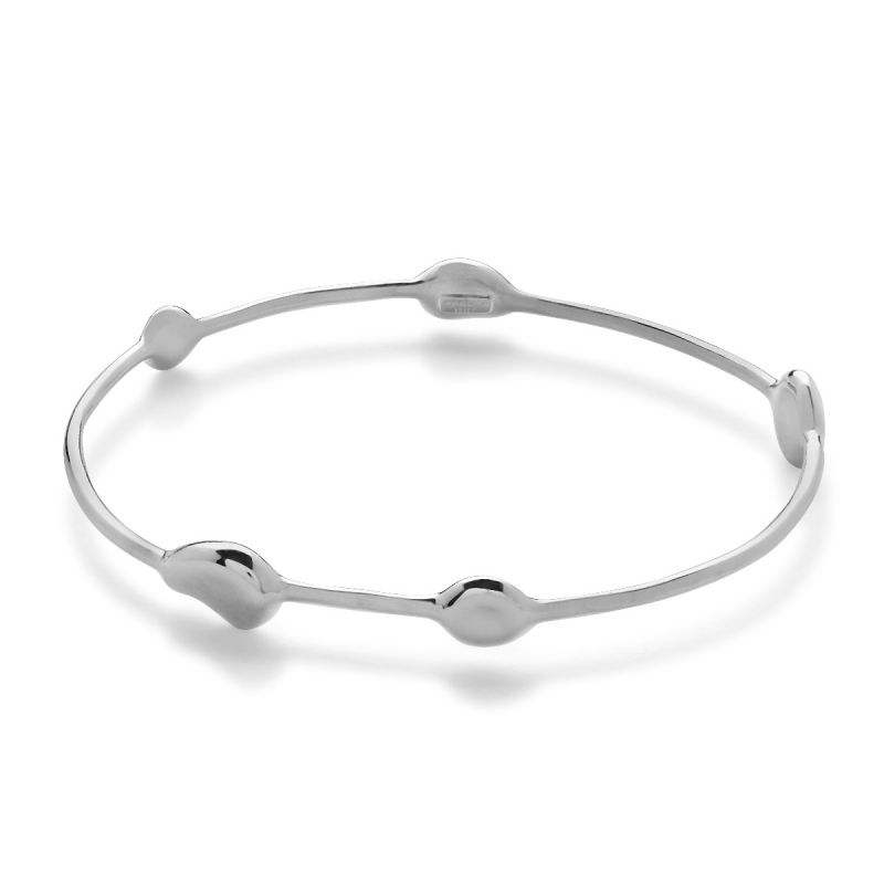 IPPOLITA Classico Sterling Silver Onda Multi Station Bangle