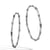 Load image into Gallery viewer, John Hardy Bamboo Large Hoop Earrings