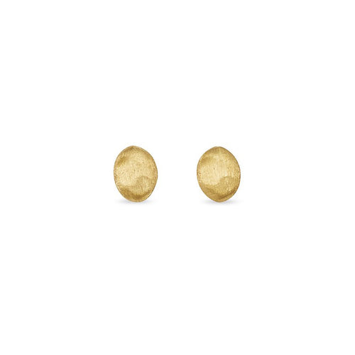 Marco Bicego Siviglia Oval Stud Earrings