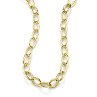 IPPOLITA Classico 18K Yellow Gold Mini Bastille Link Necklace