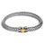 Load image into Gallery viewer, John Hardy Dot Deco Gold and Silver Bracelet