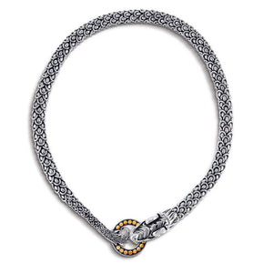 John Hardy Legends Naga 11mm Necklace