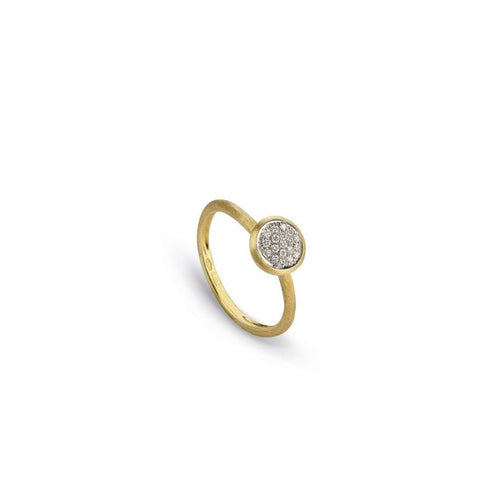 Marco Bicego Jaipur 18K Yellow Gold Diamond Stacking Ring