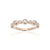 Load image into Gallery viewer, Sabel Collection 14K Yellow Gold Bezel Set Diamond Ring