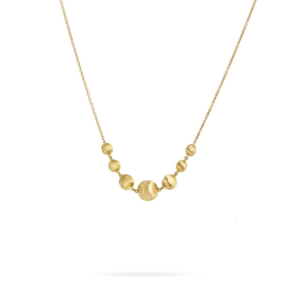 Marco Bicego Africa 18K Yellow Gold Necklace