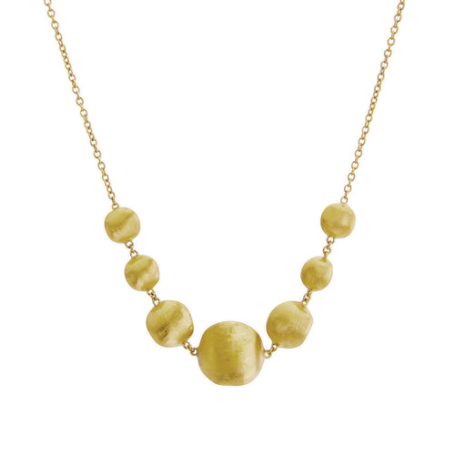 Marco Bicego Africa 18K Yellow Gold Large Necklace