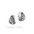 Load image into Gallery viewer, John Hardy Classic Chain Sterling Silver Asli Link Buddha Belly Earrings