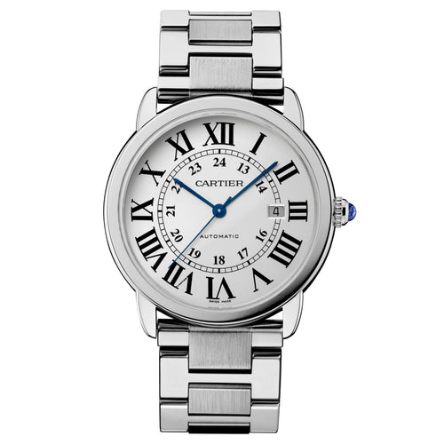 Ronde Solo de Cartier 42 mm Steel Watch