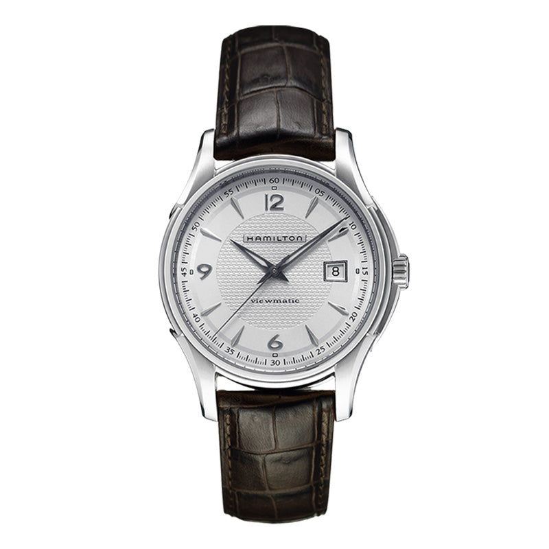 Hamilton Viewmatic Auto Silver Dial Watch