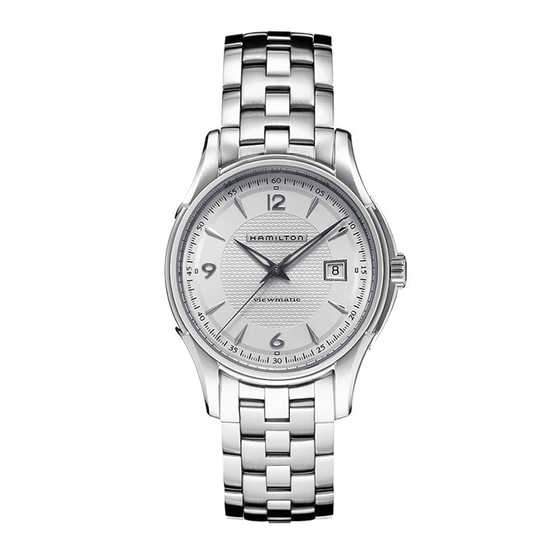Hamilton Jazzmaster Viewmatic Auto Silver Dial Watch