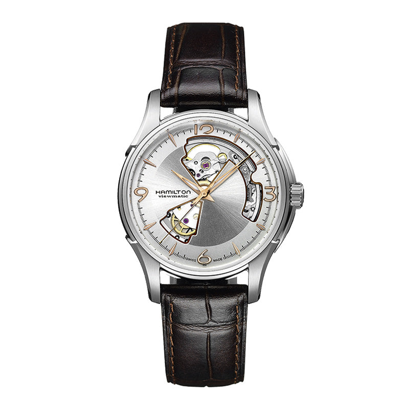 Hamilton Jazzmaster Open Heart Auto Watch