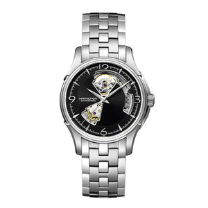 Hamilton Jazzmaster Open Heart Auto Stainless Steel Watch