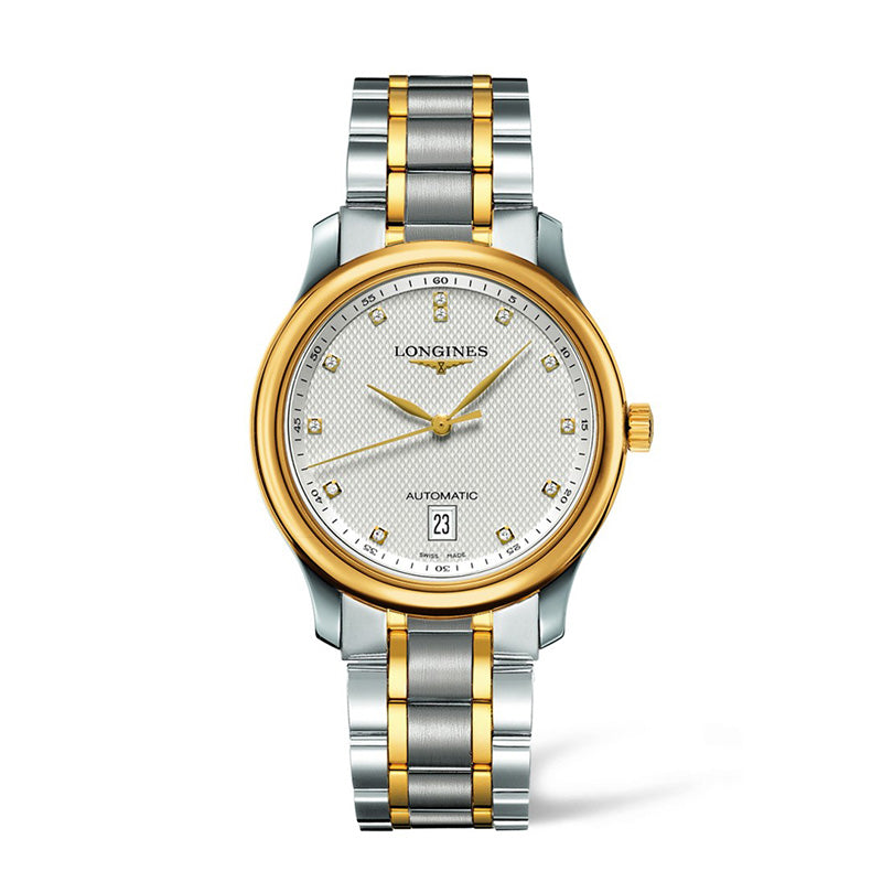 Longines Master Collection 38.5mm Large Two-Tone Gent's Watch