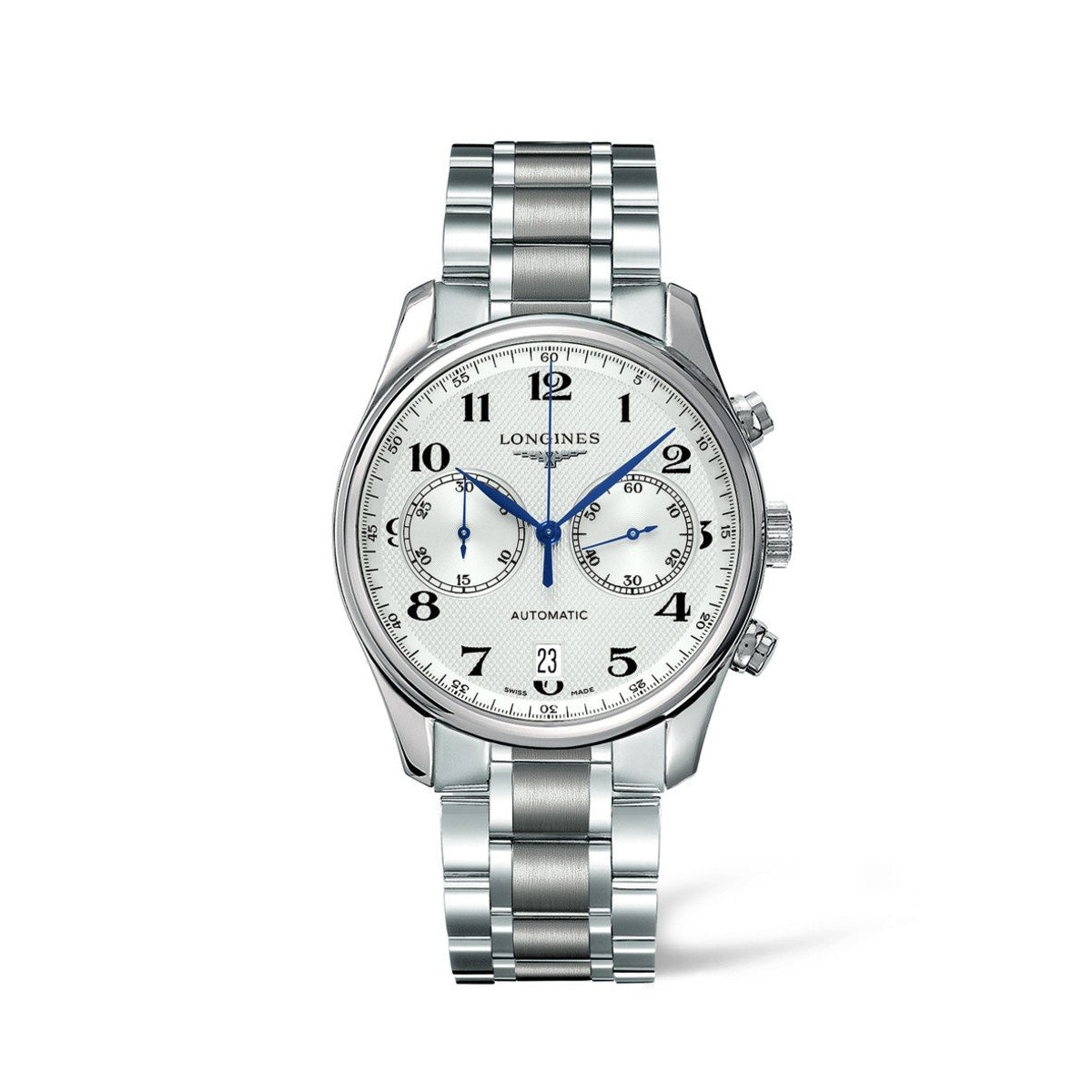 Longines Master Collection 40mm Silver Dial Gent's Watch
