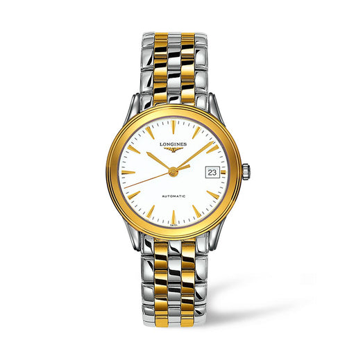 Longines Flagship Collection 35mm Automatic Two-Tone Gent's Watch