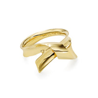 IPPOLITA Classico 18K Yellow Gold Ribbon Ring