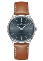 Hamilton Jazzmaster Thinline Auto Blue Dial Watch