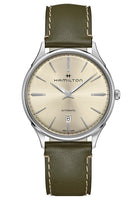 Hamilton Jazzmaster Thinline Auto Tan Dial Watch