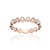 Load image into Gallery viewer, Sabel Collection Bezel Set Diamond Stacking Ring in 14K Rose Gold