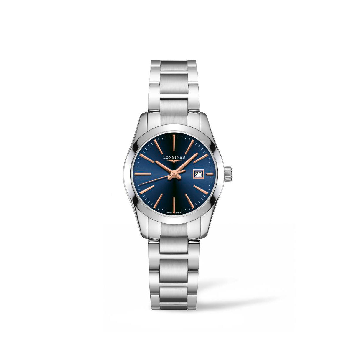 Longines Conquest Classic Collection 29.5mm Blue Dial Ladies' Watch