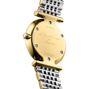 Longines La Grande Classique Collection 24mm Two-Tone Ladies' Watch