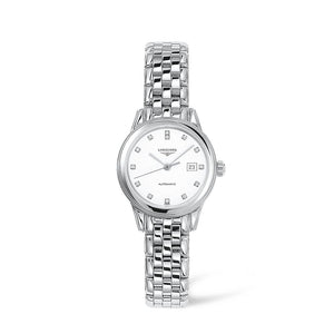 Longines Flagship Collection 30mm Stainless Steel Ladies' Watch