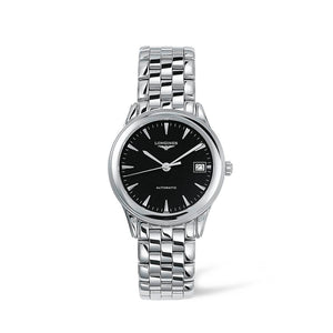 Longines Flagship Collection 35mm Automatic Black Dial Gent's Watch