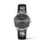 Load image into Gallery viewer, Longines Elegant Collection 39mm Automatic Silver-Tone Dial Gent's Watch with Black Alligator Strap