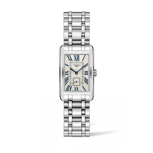 Longines DolceVita Collection 23mm Stainless Steel Silver-Tone Dial Gent's Watch
