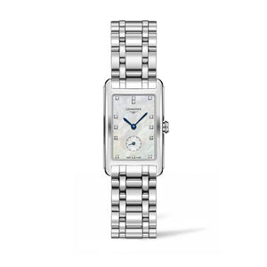 Longines DolceVita Collection 23mm Mother-of-Pearl Dial Ladies' Watch