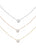 Load image into Gallery viewer, Forevermark Tribute™ Collection 18K Rose Gold Round Diamond Bezel Pendant