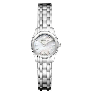 Hamilton Ladies Jazzmaster Lady Mother Of Pearl Dial Watch