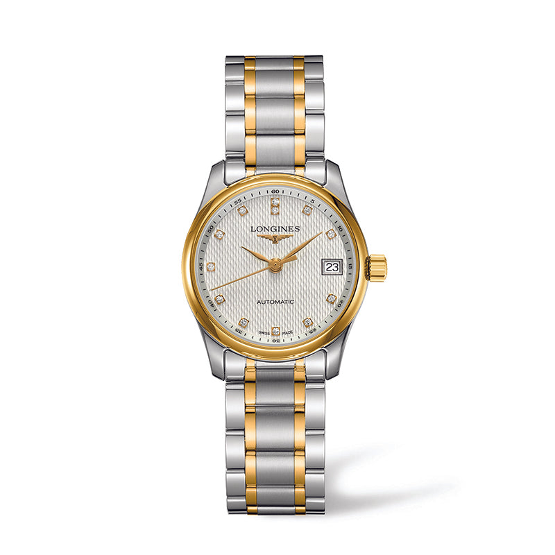 Longines Master Collection 29mm Two-Tone Ladies' Watch