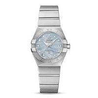 OMEGA Constellation Co-Axial 27mm with Blue Dial