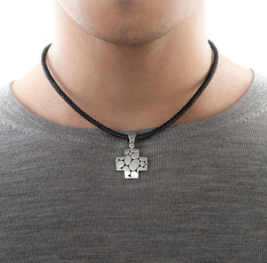 John Hardy Men's Kali Cross Pendant