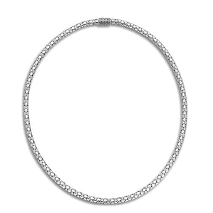 John Hardy Dot Sterling Silver Chain Necklace
