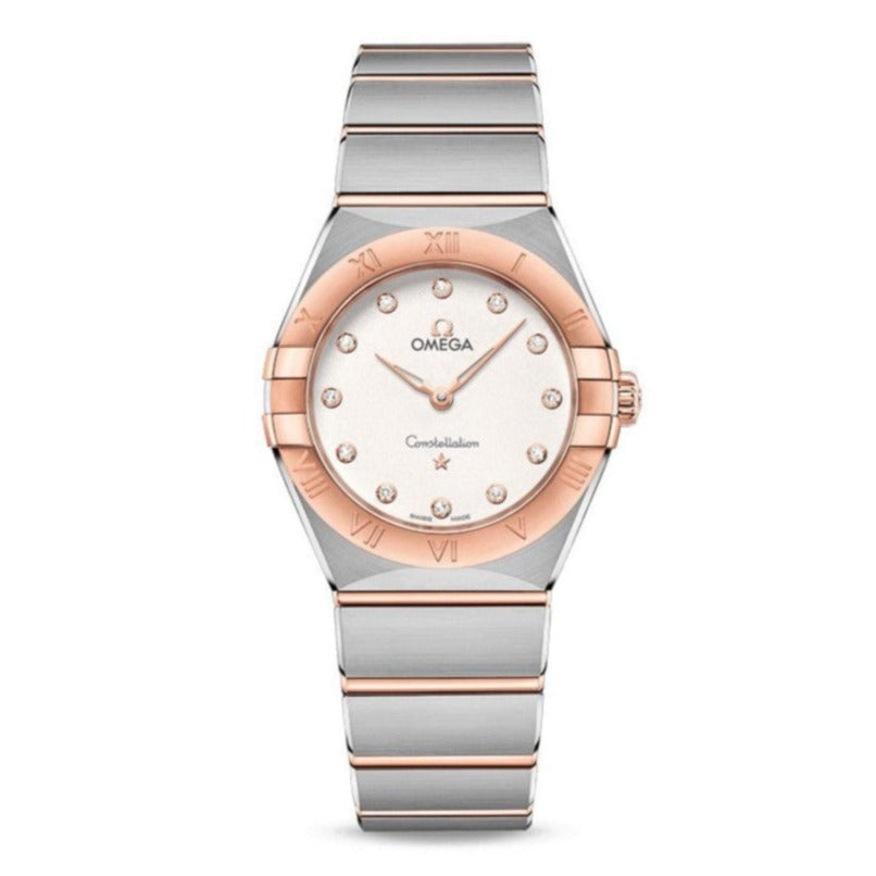 OMEGA Constellation Manhattan Quartz 28mm with Sedna™ Gold