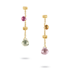 Marco Bicego Paradise Short Dangle Earrings