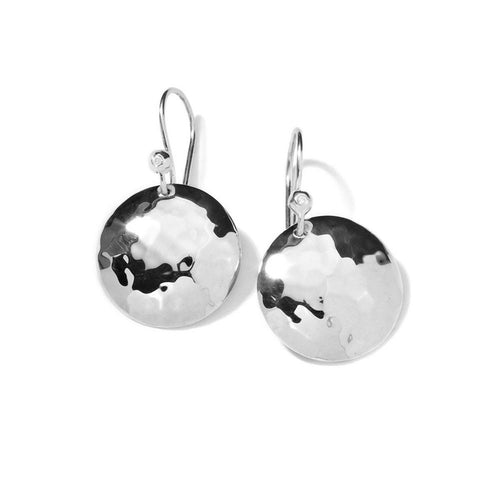 IPPOLITA Classico Sterling Silver Dome Disc Earrings