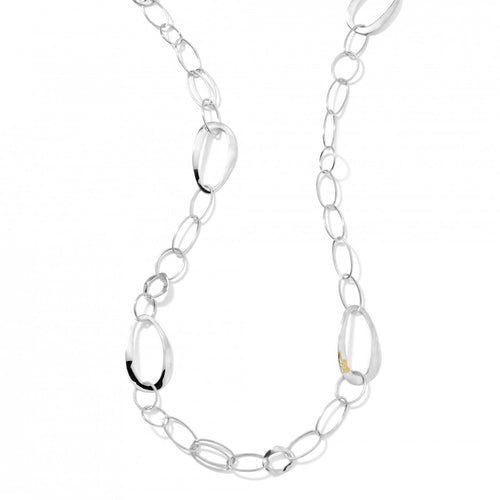 IPPOLITA Cherish Sterling Silver Link Chain Necklace