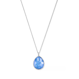 3886ebb4471137 IPPOLITA Wonderland Mini Teardrop Pendant Necklace – Fink's Jewelers