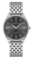 Hamilton Jazzmaster Thinline Auto Grey Dial Watch