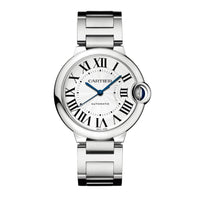 Ballon Bleu de Cartier 36 mm Steel Watch