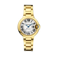 Ballon Bleu de Cartier 33 mm Yellow Gold Watch