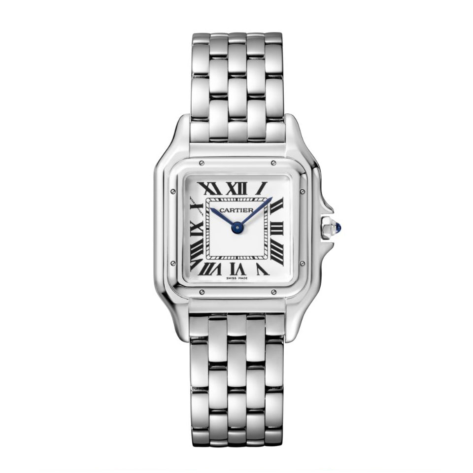 Panthère de Cartier Medium Steel Watch